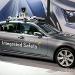Lexus guida automatica