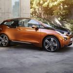 BMW i3 equipaggiata con Bridgestone oLogic