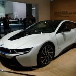 BMW i8 equipaggiata con Bridgestone oLogic