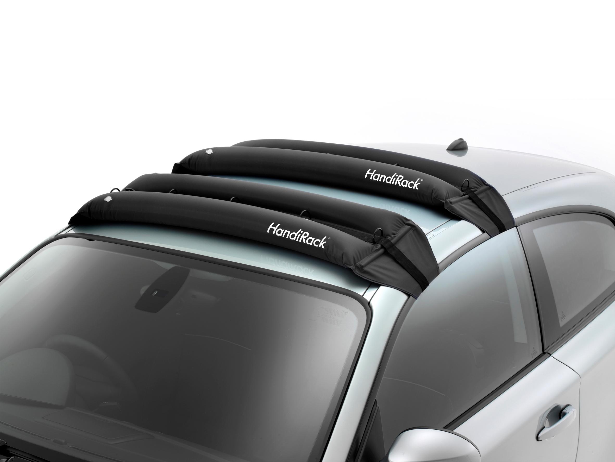 HandiRack un\u0027alternativa gonfiabile al portapacchi tradizionale