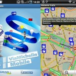 Michelin app viamichelin