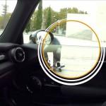 Esempio di realtà aumentata di Mini/BMW