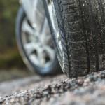 SUV equipaggiato con pneumatici Nokian