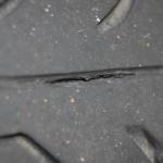 crepe nel pneumatico