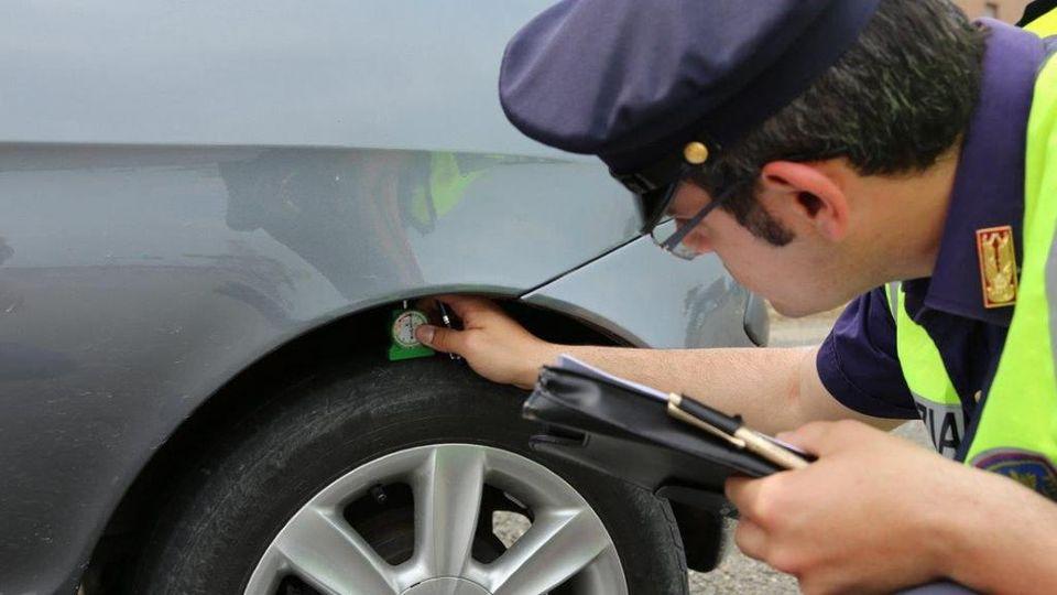 codice della strada e misure pneumatici