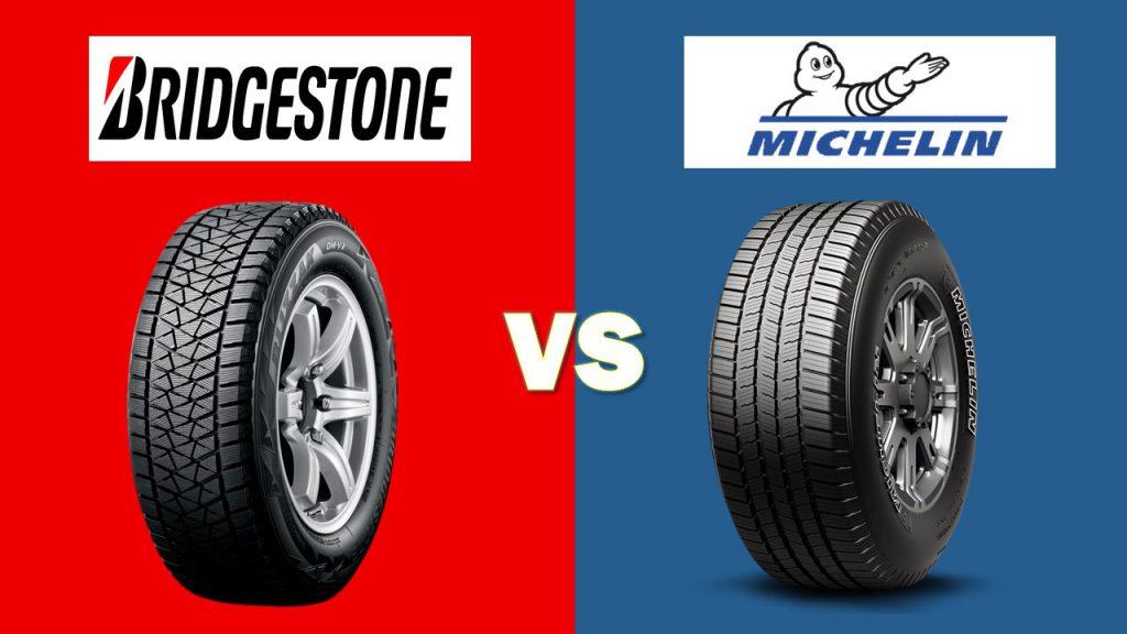 Bridgestone vs Michelin. Pneumatici 4 Stagioni a confronto