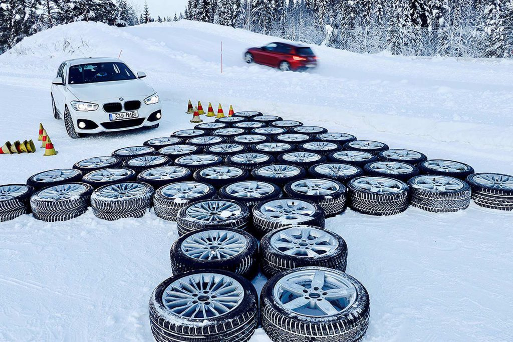I Migliori pneumatici invernali 2020 secondo auto bild
