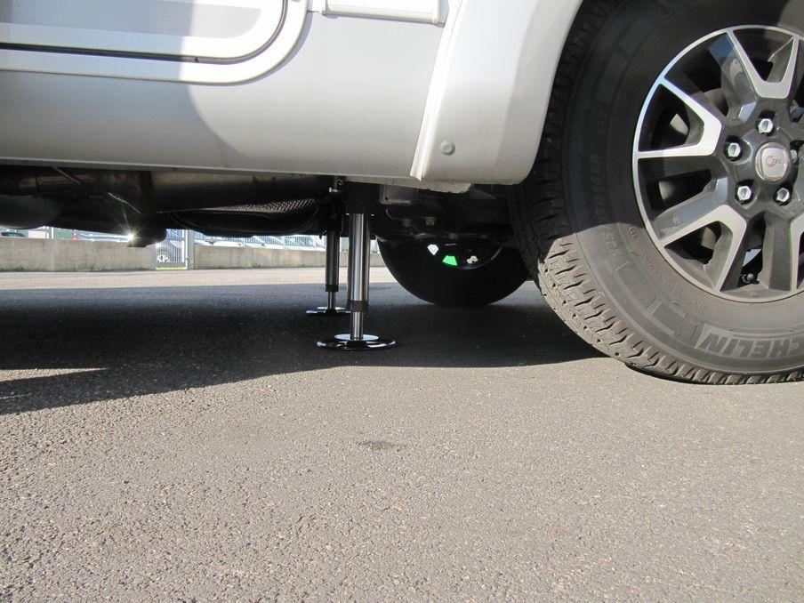 prevenire ovalizzazione pneumatici camper